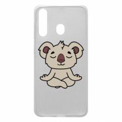 Чехол для Samsung A60 Koala