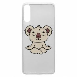 Чехол для Samsung A70 Koala