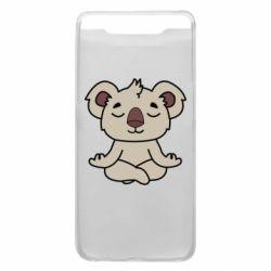Чехол для Samsung A80 Koala