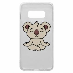 Чехол для Samsung S10e Koala