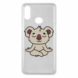 Чехол для Samsung A10s Koala