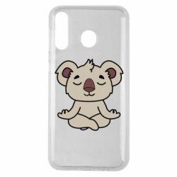 Чехол для Samsung M30 Koala