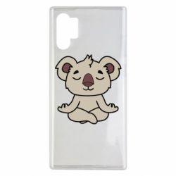 Чехол для Samsung Note 10 Plus Koala