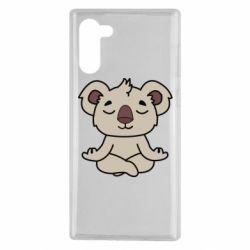 Чехол для Samsung Note 10 Koala