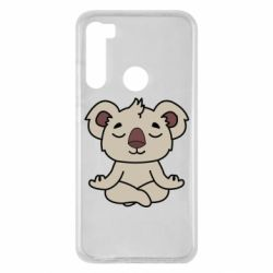 Чехол для Xiaomi Redmi Note 8 Koala