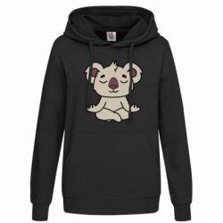 Женская толстовка Koala