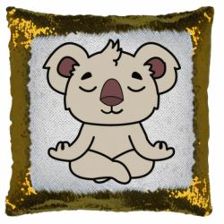 Подушка-хамелеон Koala