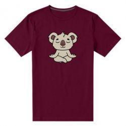 Мужская стрейчевая футболка Koala