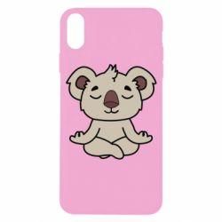 Чехол для iPhone X/Xs Koala