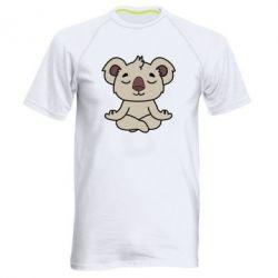 Мужская спортивная футболка Koala