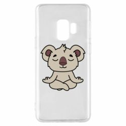 Чехол для Samsung S9 Koala