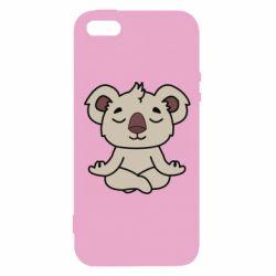 Чехол для iPhone5/5S/SE Koala