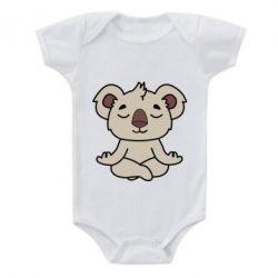 Детский бодик Koala