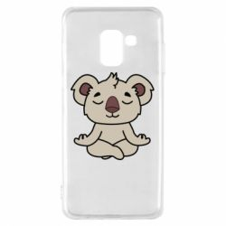 Чехол для Samsung A8 2018 Koala