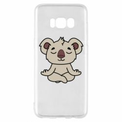 Чехол для Samsung S8 Koala