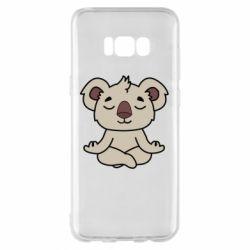 Чехол для Samsung S8+ Koala