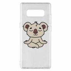 Чехол для Samsung Note 8 Koala