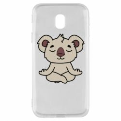 Чехол для Samsung J3 2017 Koala