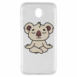 Чехол для Samsung J7 2017 Koala