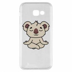 Чехол для Samsung A5 2017 Koala