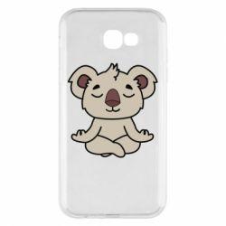 Чехол для Samsung A7 2017 Koala