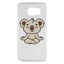 Чехол для Samsung S6 Koala