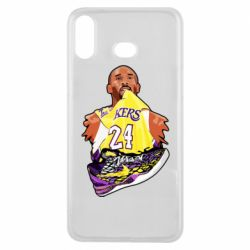 Чехол для Samsung A6s Kobe Bryant and sneakers