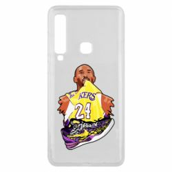 Чехол для Samsung A9 2018 Kobe Bryant and sneakers