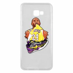 Чехол для Samsung J4 Plus 2018 Kobe Bryant and sneakers