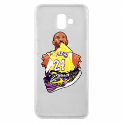Чехол для Samsung J6 Plus 2018 Kobe Bryant and sneakers
