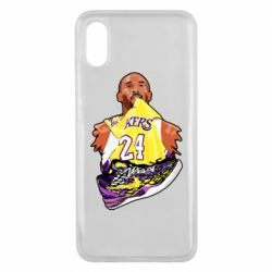 Чехол для Xiaomi Mi8 Pro Kobe Bryant and sneakers