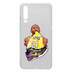 Чехол для Xiaomi Mi9 Kobe Bryant and sneakers