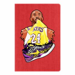 Блокнот А5 Kobe Bryant and sneakers