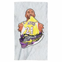 Полотенце Kobe Bryant and sneakers