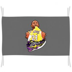Флаг Kobe Bryant and sneakers