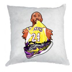 Подушка Kobe Bryant and sneakers