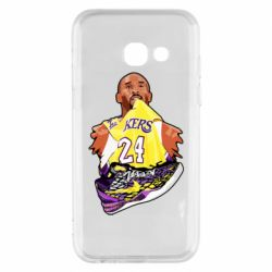 Чехол для Samsung A3 2017 Kobe Bryant and sneakers