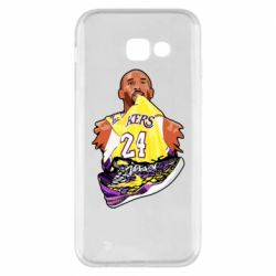 Чехол для Samsung A5 2017 Kobe Bryant and sneakers