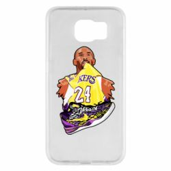 Чехол для Samsung S6 Kobe Bryant and sneakers