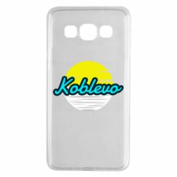 Чехол для Samsung A3 2015 Koblevo and the sun