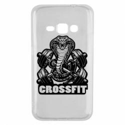 Чохол для Samsung J1 2016 Кобра CrossFit