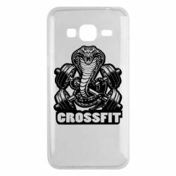 Чохол для Samsung J3 2016 Кобра CrossFit