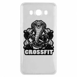 Чохол для Samsung J7 2016 Кобра CrossFit