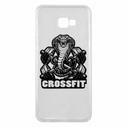 Чохол для Samsung J4 Plus 2018 Кобра CrossFit