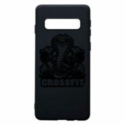 Чохол для Samsung S10 Кобра CrossFit