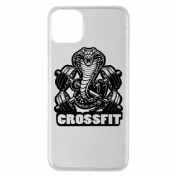Чохол для iPhone 11 Pro Max Кобра CrossFit