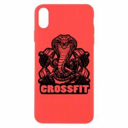 Чохол для iPhone X/Xs Кобра CrossFit