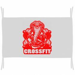 Прапор Кобра CrossFit