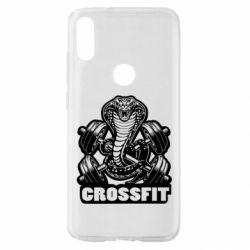 Чохол для Xiaomi Mi Play Кобра CrossFit