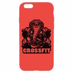 Чохол для iPhone 6/6S Кобра CrossFit
